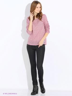 Блузка LERROS. Цвет: розовый