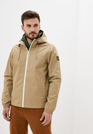 Куртка Element ALDER LIGHT. Цвет: бежевый