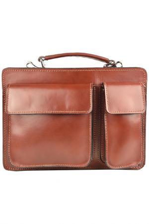 Briefcase Emilio masi. Цвет: brown