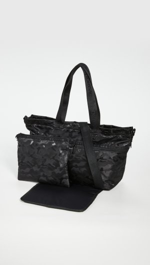 Carlin Diaper Bag Tote LeSportsac