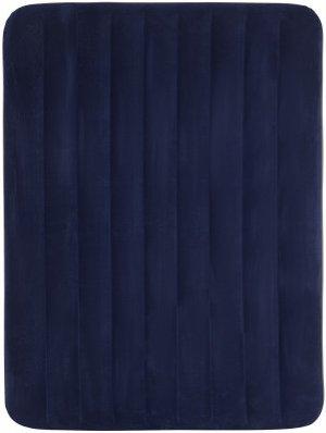 Матрас надувной Роял Intex. Цвет: синий