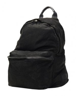 Рюкзаки и сумки на пояс OFFICINE CREATIVE ITALIA. Цвет: черный