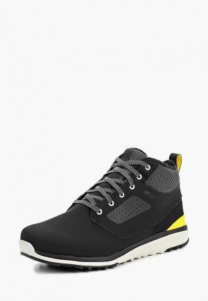 Ботинки Salomon UTILITY FREEZE CS WP. Цвет: черный
