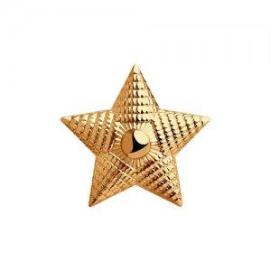 Звезда из золота SOKOLOV
