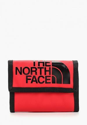 Кошелек The North Face. Цвет: красный