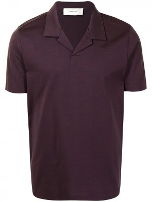 Рубашка поло Cerruti 1881. Цвет: фиолетовый
