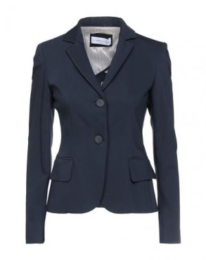 Пиджак CARACTÈRE. Цвет: темно-синий