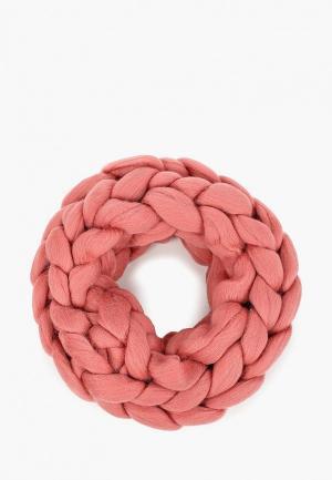 Снуд Cloudlet. Цвет: розовый