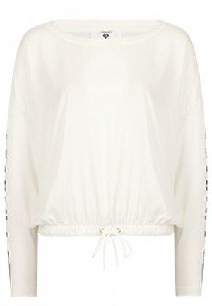 Блуза TWINSET. Цвет: серый