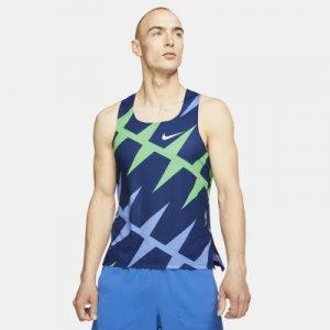 Мужская беговая майка AeroSwift Nike