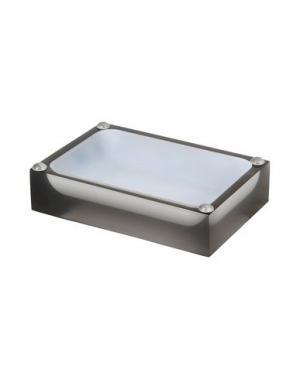 Аксессуар для ванной JONATHAN ADLER. Цвет: серый