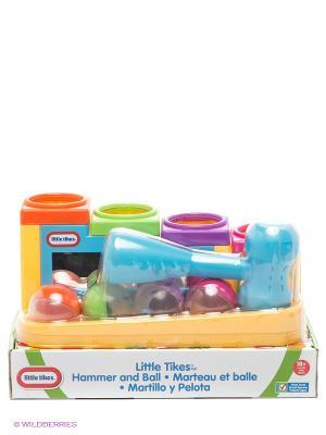 Игрушка Наковальня Little Tikes. Цвет: оранжевый, зеленый, фиолетовый, фуксия