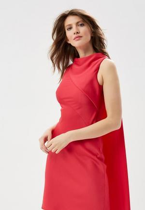 Платье Karen Millen. Цвет: розовый
