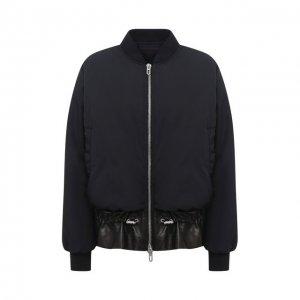 Куртка DROMe. Цвет: чёрный