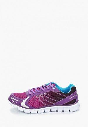 Кроссовки Zenden Active. Цвет: фиолетовый