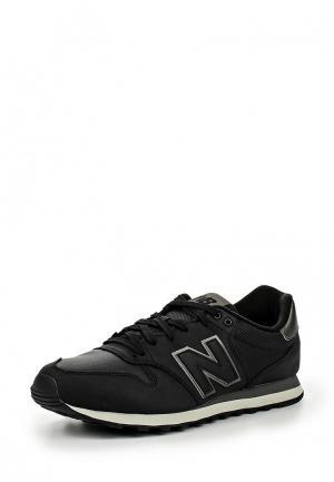 Кроссовки New Balance GM500. Цвет: черный
