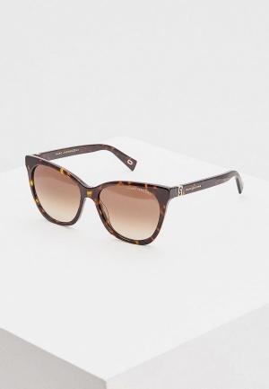 Очки солнцезащитные Marc Jacobs 336/S 086. Цвет: коричневый