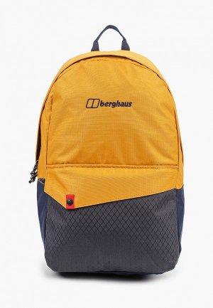 Рюкзак Berghaus 25 BRAND BAG. Цвет: желтый
