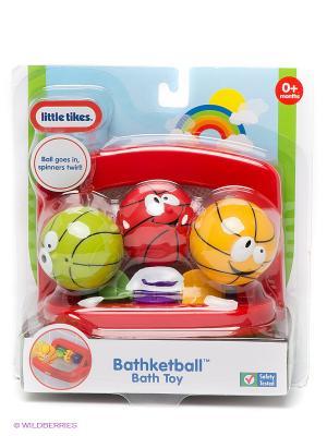 Игровой набор Баскетбол Little Tikes. Цвет: красный, желтый, зеленый