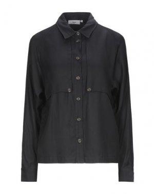 Pубашка MINIMUM. Цвет: черный