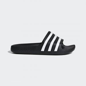 Шлепанцы Adilette Aqua Sportswear adidas. Цвет: черный