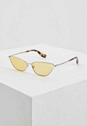 Очки солнцезащитные Marc Jacobs 369/S 40G. Цвет: серебряный