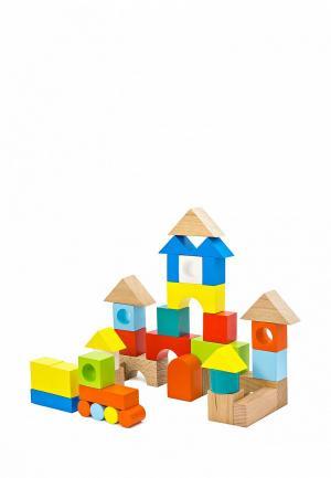 Конструктор Alatoys Радужный замок. Цвет: разноцветный