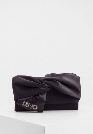 Клатч Liu Jo. Цвет: черный