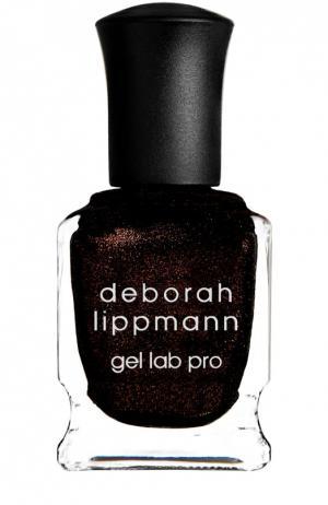 Лак для ногтей All Night Deborah Lippmann. Цвет: бесцветный