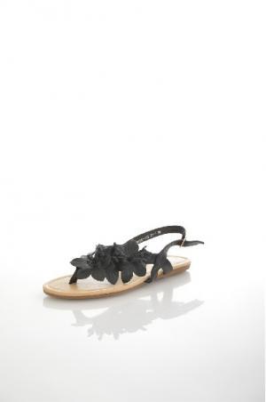Сандалии Amazonga. Цвет: черный