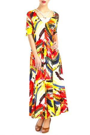Платье Doris Streich. Цвет: multicolor