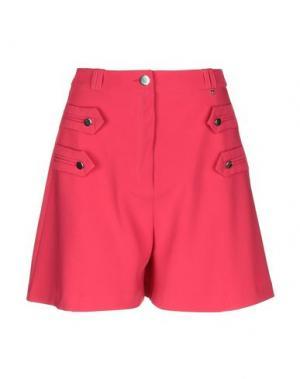 Повседневные шорты ANNARITA N. Цвет: коралловый