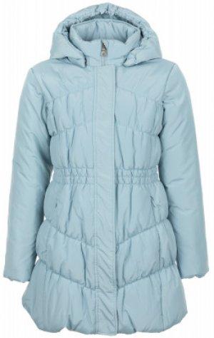 Куртка утепленная для девочек Rani, размер 128 LASSIE. Цвет: голубой
