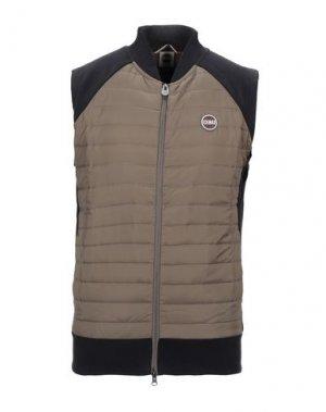Куртка COLMAR. Цвет: зеленый-милитари