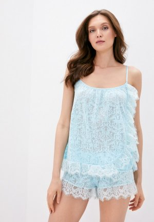 Пижама Balancelle. Цвет: голубой