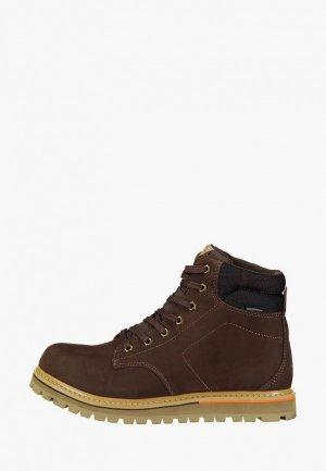 Ботинки CMP DORADO LIFESTYLE SHOE WP. Цвет: коричневый