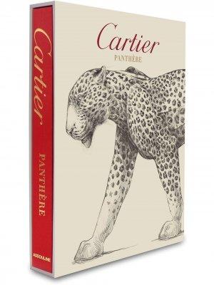 Книга Cartier Panthère Assouline. Цвет: разноцветный