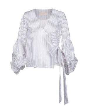 Pубашка KAOS JEANS. Цвет: белый