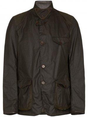 Спортивная куртка Beacon Barbour. Цвет: коричневый