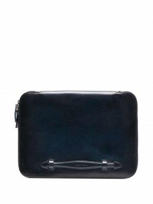 Чехол для ноутбука Holder 2 Officine Creative. Цвет: синий