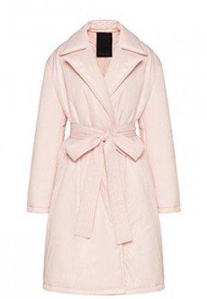 Пальто VALENTINO RED. Цвет: розовый