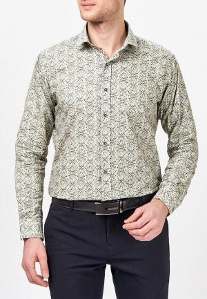 Рубашка Paspartu. Цвет: зеленый