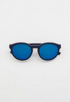 Оправа Emporio Armani и съемные линзы EA4152 57591W. Цвет: синий