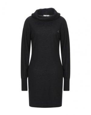 Короткое платье VIVIENNE WESTWOOD. Цвет: черный