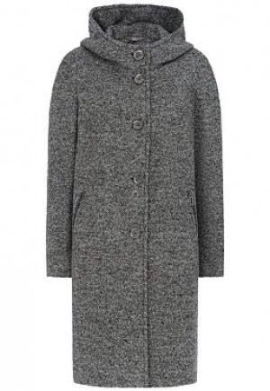 Пальто с капюшоном Elema