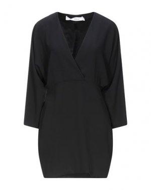 Короткое платье IRO. Цвет: черный