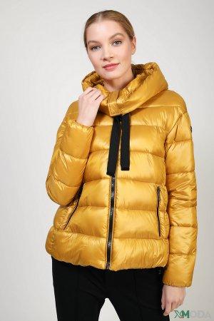 Куртка Gaudi Jeans. Цвет: жёлтый