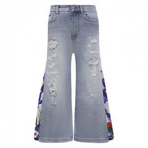 Джинсы Dolce & Gabbana. Цвет: синий