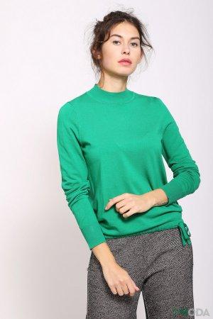 Пуловер Taifun. Цвет: зелёный