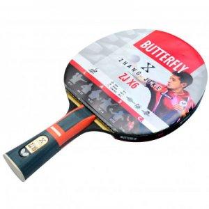 Ракетка для настольного тенниса BUTTERFLY Zhang Jike ZJX6. Цвет: черный